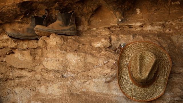 Neredeyse 2 milyon yıllık: Dünyanın en eski evlerinden biri