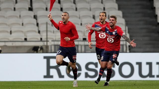 Burak Yılmaz yıldızlaştı, Lille geriden gelip kazandı