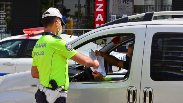 Şanlıurfada 5 günde 851 kişiye ceza kesildi