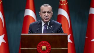 Cumhurbaşkanı Erdoğan: 29 Nisan ile 17 Mayıs tarihleri arasında tam kapanmaya geçiyoruz