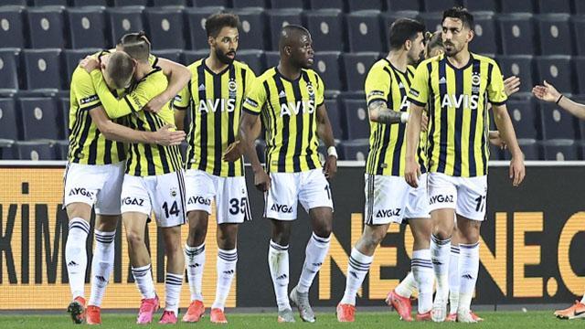 Fenerbahçenin zirve takibi sürüyor