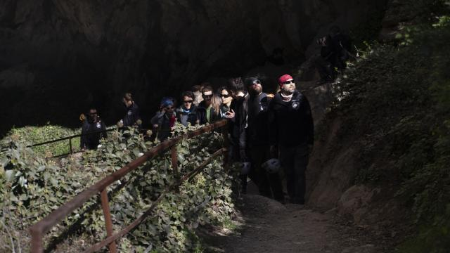 Mağarada Derin Zaman deneyi: 40 gün sonra çıktılar
