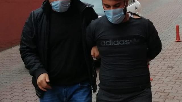 Antalyada uyuşturucu operasyonunda yakalanan şüpheli tutuklandı