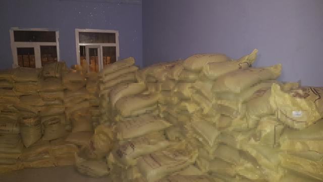Şanlıurfada sahte barkodlu 22 ton gübre ele geçirildi