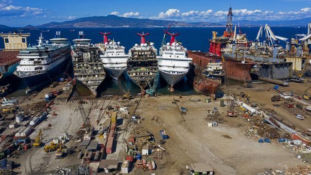 """Yeni yapılacak gemiler için """"hurda teşviki"""" verilecek"""