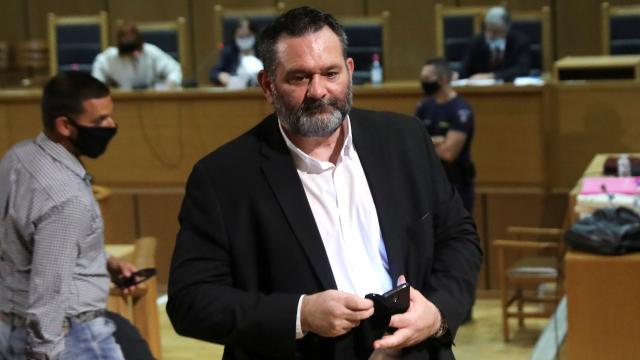 Avrupa Parlamentosu, ırkçı Yunan vekil Lagosun dokunulmazlığını kaldırdı