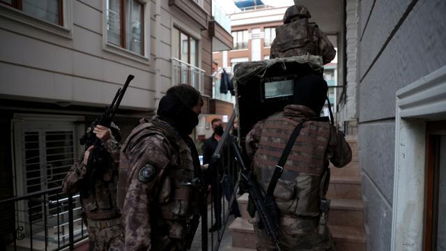 2 ilde organize suç örgütüne operasyon: 11 gözaltı kararı