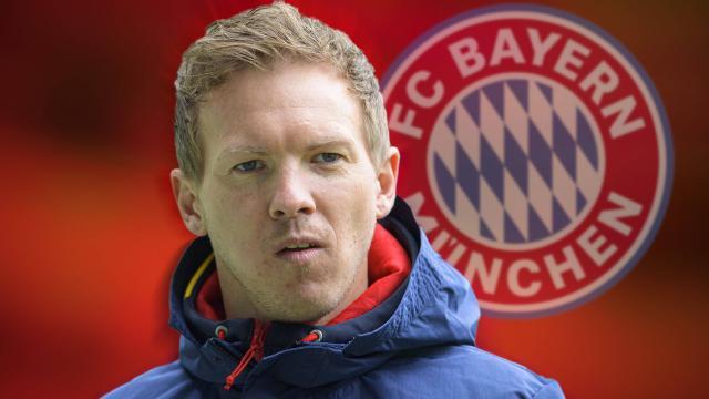 Julian Nagelsmann Bayern Münihte görev yapacak