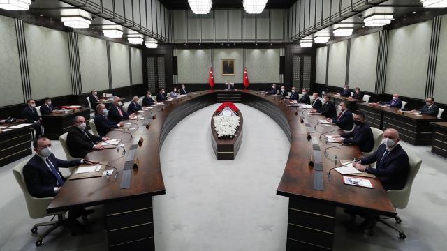Normalleşme takviminde gözler Kabine toplantısında
