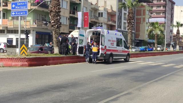 Aydında otomobilin çarptığı çocuk ağır yaralandı