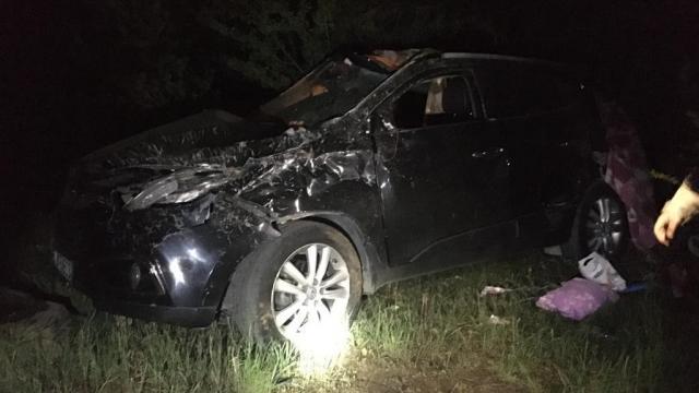 Giresunda trafik kazası: 1 ölü, 2 yaralı