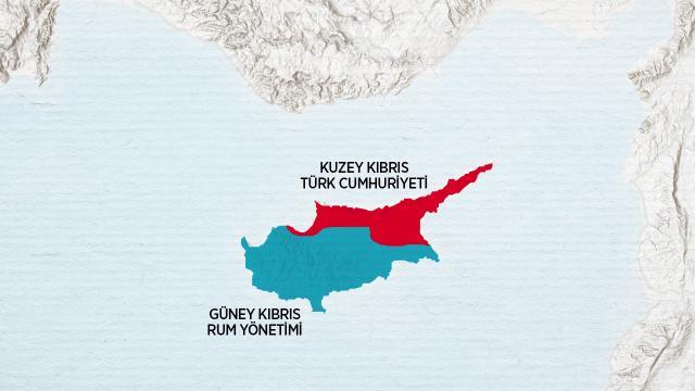 Kıbrıs meselesi 53 yıldır çözümsüz
