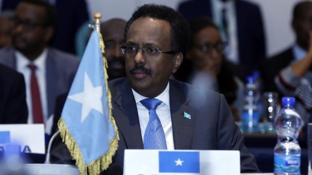 Somali Cumhurbaşkanı Fermacu: Seçimlere gidilecek