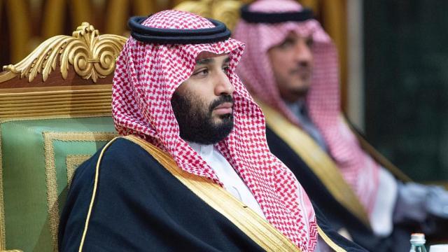 Veliaht Prens Selman: İran ile iyi ilişkiler kurmak istiyoruz