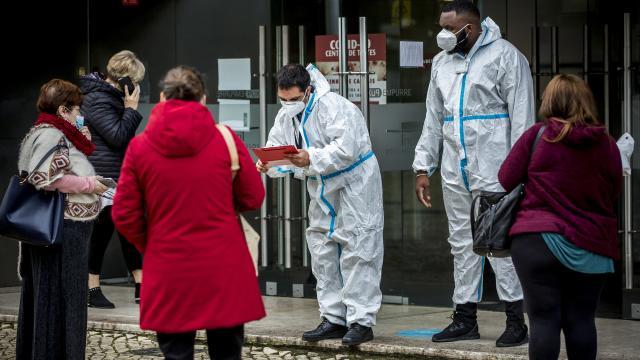 8 ay sonra Portekizde koronavirüsten ölen olmadı