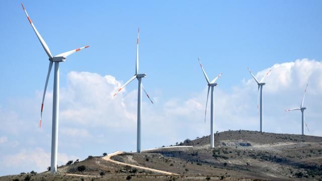 Türkiyenin yükselen enerji kaynağı: Rüzgar