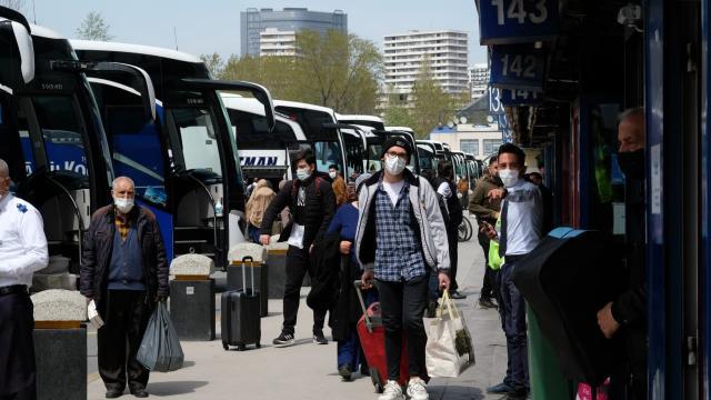 Şehirlerarası seyahat kısıtlaması kalktı mı? Şehirlerarası seyahat yasak mı?