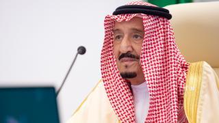 Suudi Arabistan Kralı Selman, Filistin halkına destek verdi