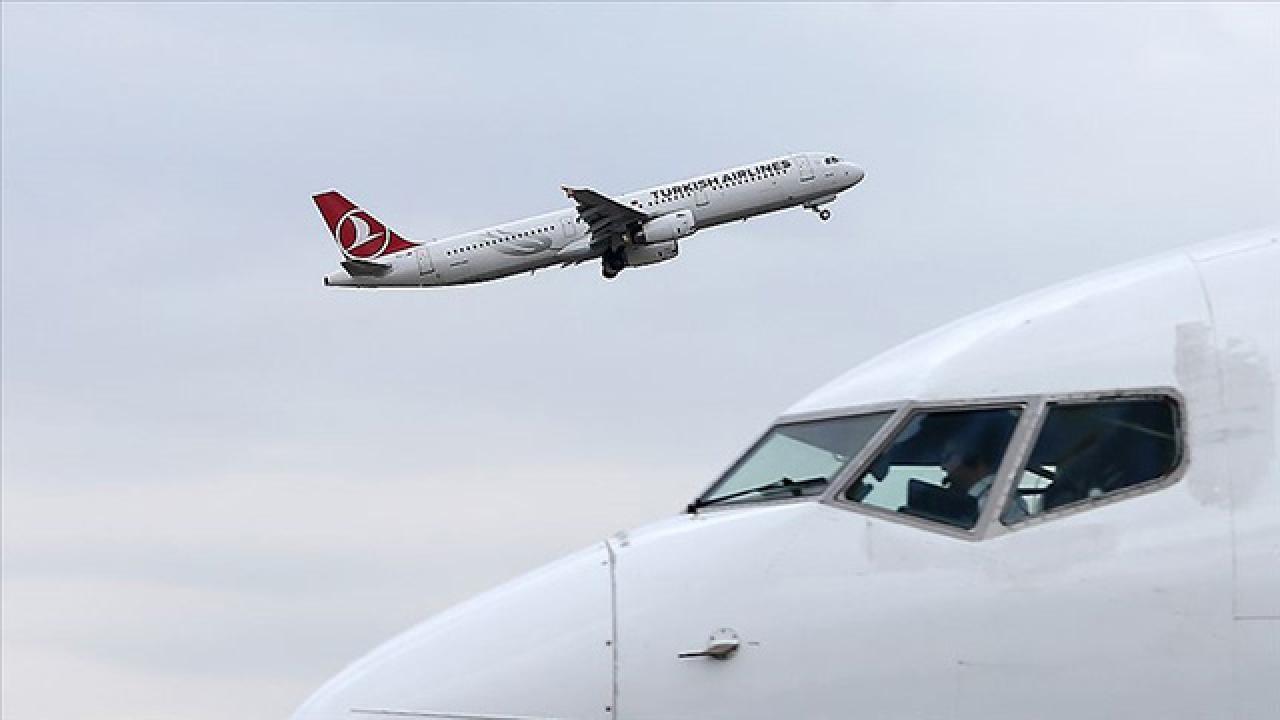 Yangın bölgelerindeki uçuşlara iade hakkı