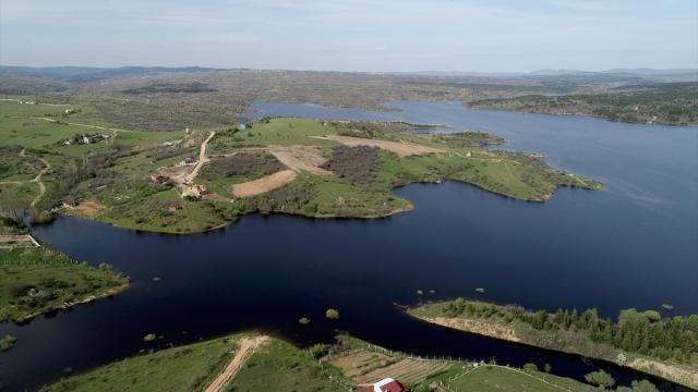 Trakyadaki barajların su seviyesi arttı