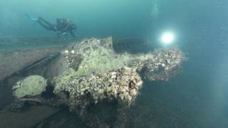 Alman denizaltısı dalış turizmine kazandırılacak