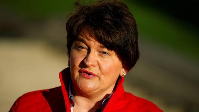 Kuzey İrlanda Başbakanı istifa ediyor