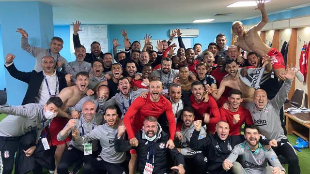 Beşiktaş santrforsuz da kazanıyor