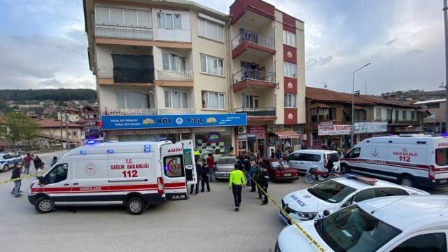 Burdurda bir kadın iş yerinde tüfekle vurularak öldürüldü