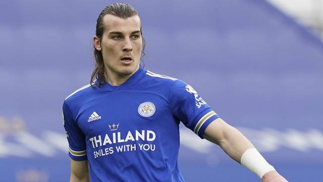 Leicester Cityde Çağlar Söyüncü defans oyuncularından memnun