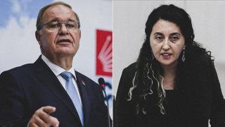 CHP ve HDP sözcüleri arasında tartışma