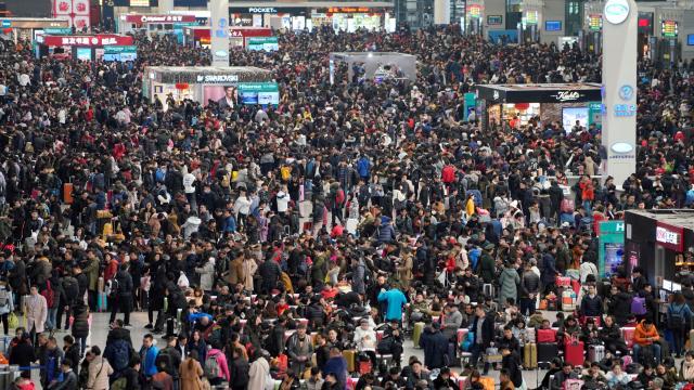 """""""Çin, 50 yıl sonra ilk kez nüfus düşüşü bildirmeye hazırlanıyor"""""""