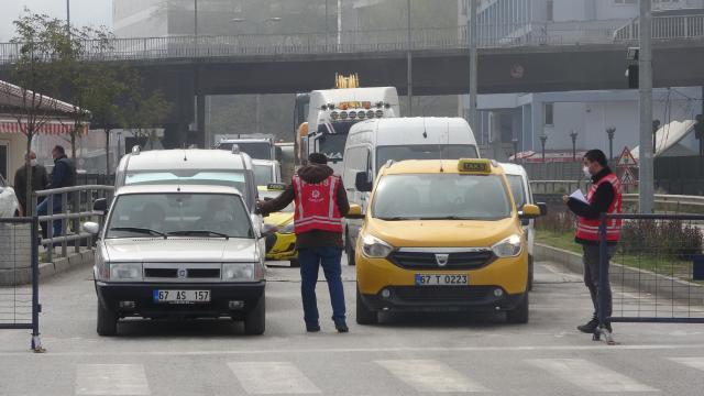 Zonguldakta ekipler denetimleri sıklaştırdı