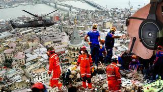İstanbul depremi için 42 bin 622 arama kurtarma personeli hazır bekliyor