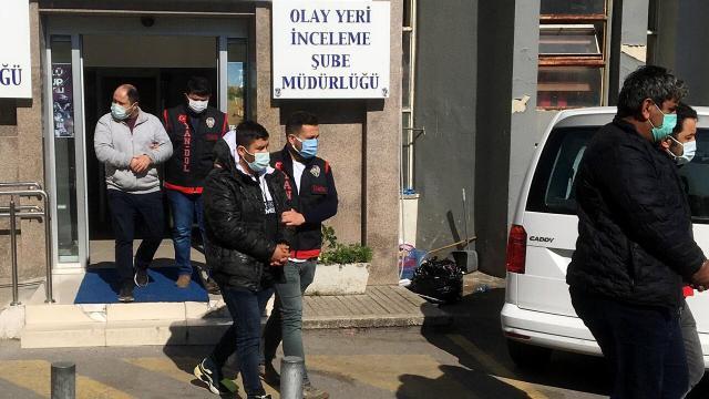 Sahte banka evrakıyla 3,5 milyon TLlik dolandırıcılık: 3 tutuklama