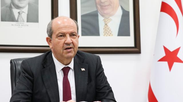 KKTC Cumhurbaşkanı Tatar: Avrupa Birliğinin Kıbrıs tutumu endişe verici