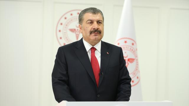 Sağlık Bakanı Koca: İstanbulda 5 vatandaşımızda Hindistan varyantı gözlendi