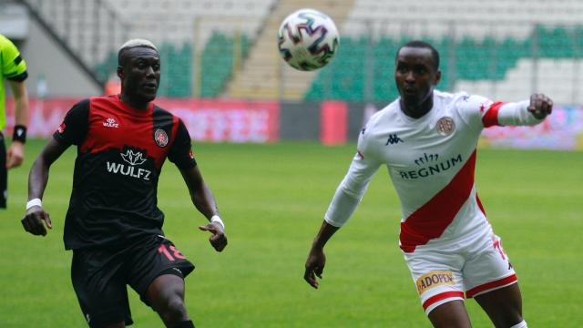 Karagümrük kaçtı Antalyaspor yakaladı