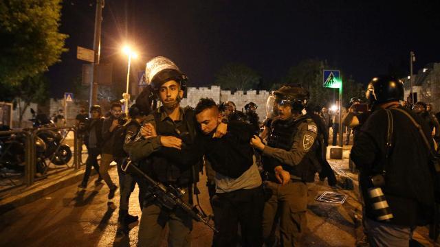 İsrail Kudüste saldırılarını neden artırdı?