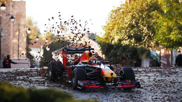 Formula 1 Türkiye Grand Prixsi öncesinde heyecen dorukta