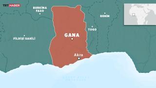 Gana'nın başkenti Akra'da motosiklet kullanımı yasaklandı