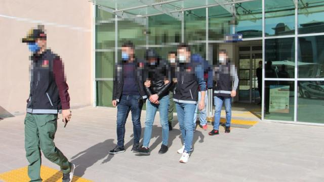 Çankırıda uyuşturucu operasyonu: 2 tutuklama