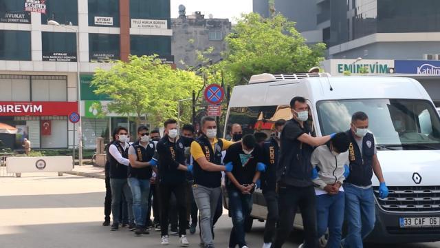 Mersinde sahte bahis kuponu operasyonu: 4 tutuklama