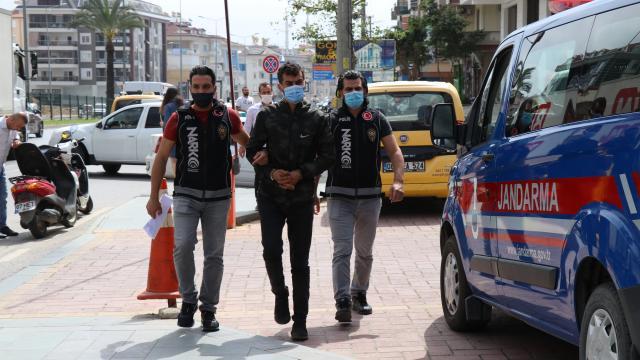 Antalyada uyuşturucu operasyonu: 1 gözaltı
