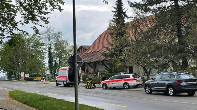 İsviçre Türk Toplumu merkezinin posta kutusuna patlamaya hazır bomba konuldu
