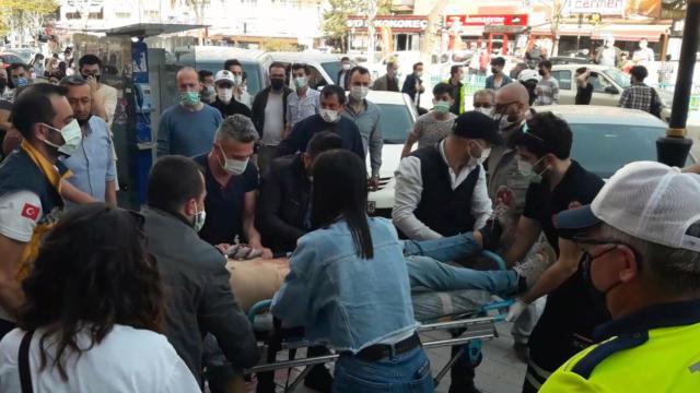 Kütahyada bıçaklı kavgada yaralanan 17 yaşındaki genç yaşamını yitirdi