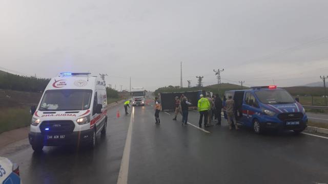 Malatyada trafik kazası: 1 ölü