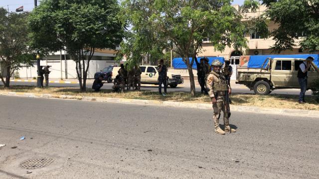 Kerkükte intihar saldırısı önlendi