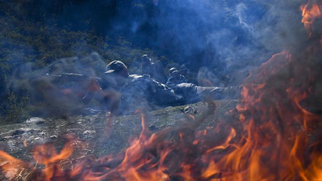 Tacikistan-Kırgızistan sınırındaki çatışmada can kaybı 55e yükseldi