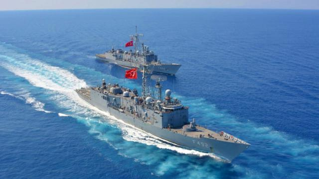 Ukrayna ile ortak tatbikat Türkiyeye farklı kapılar açabilir