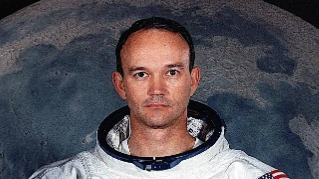 Aya ilk ayak basan ekibin pilotu Michael Collins vefat etti